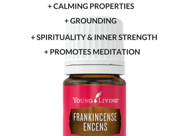 FRANKINCENSE – THE KING OF ALL OILS