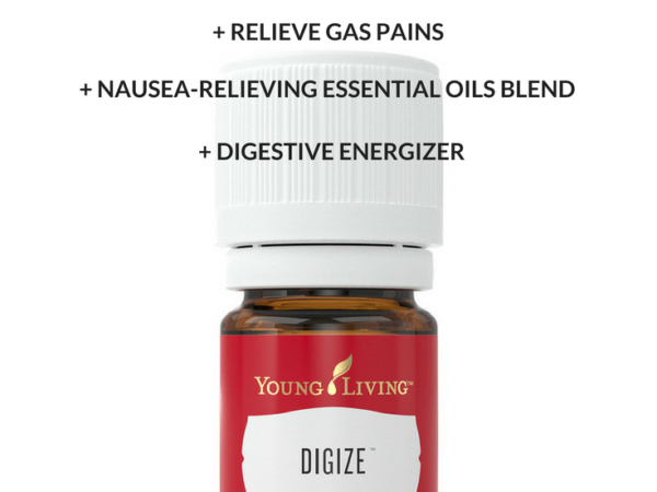 DIGIZE : Blend that help support the digestive system